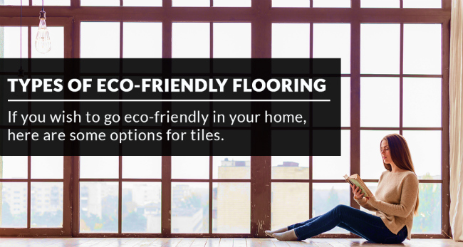 Types of Eco-Friendly Flooring